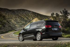2017 Chrysler Pacifica технические характеристики