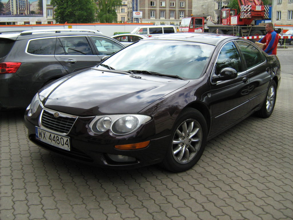 Chrysler 300M дизайн