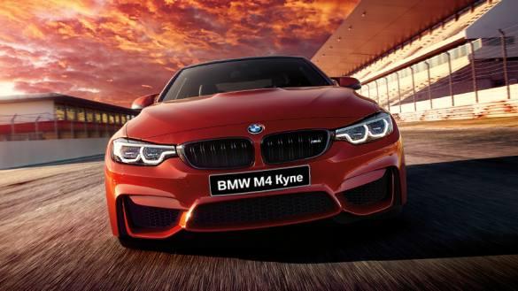BMW m4 .
