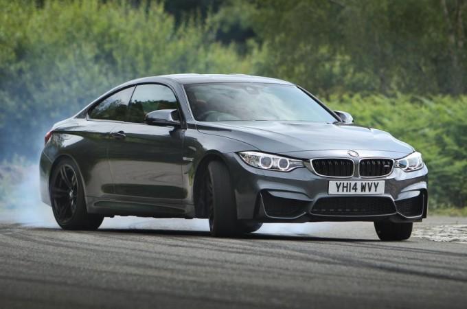 BMW m4 драйв