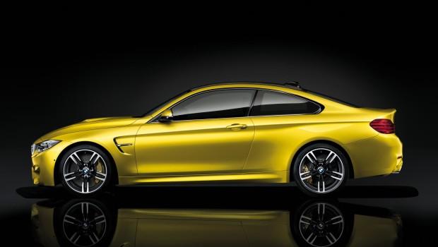 BMW m4 профиль