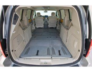 Chrysler Grand Voyager технические характеристики