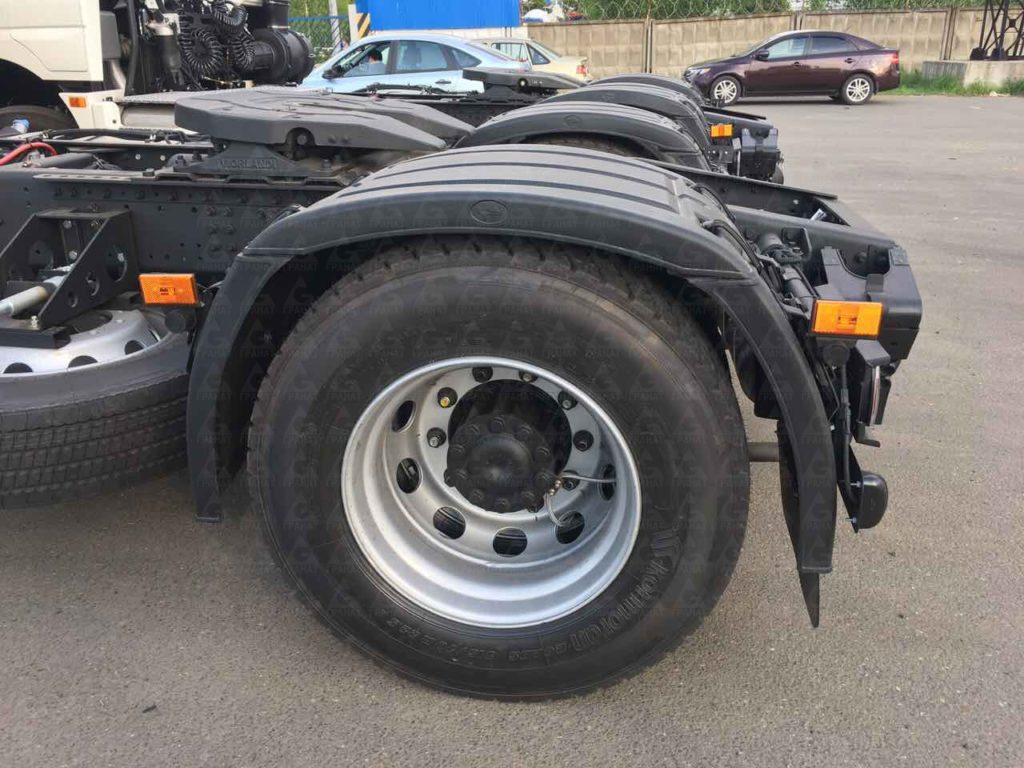 Камаз 5490 neo колеса