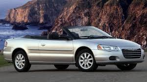 дизайн Chrysler Sebring