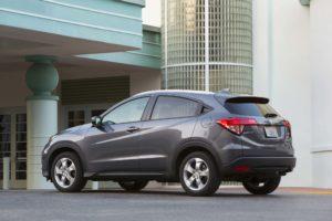 2017 Honda HR-V дизайн
