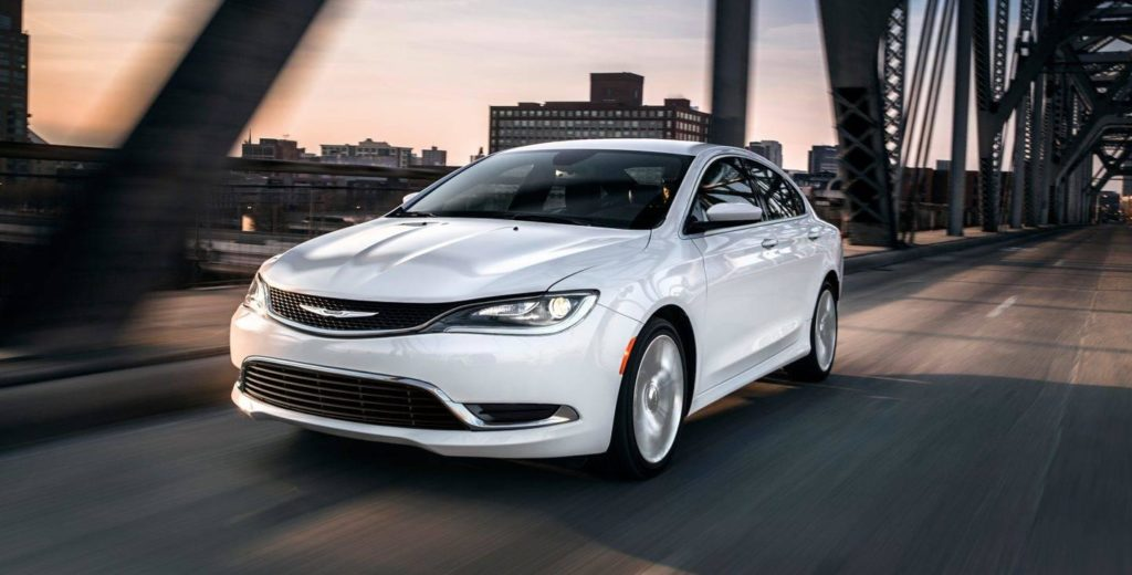 Chrysler 200 дизайн