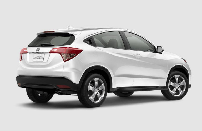 2017 Honda HR V сбоку