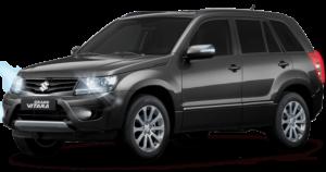 Suzuki Grand Vitara 2017 силуэт