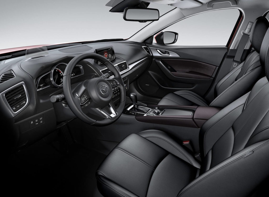 Mazda 3 седан 2017
