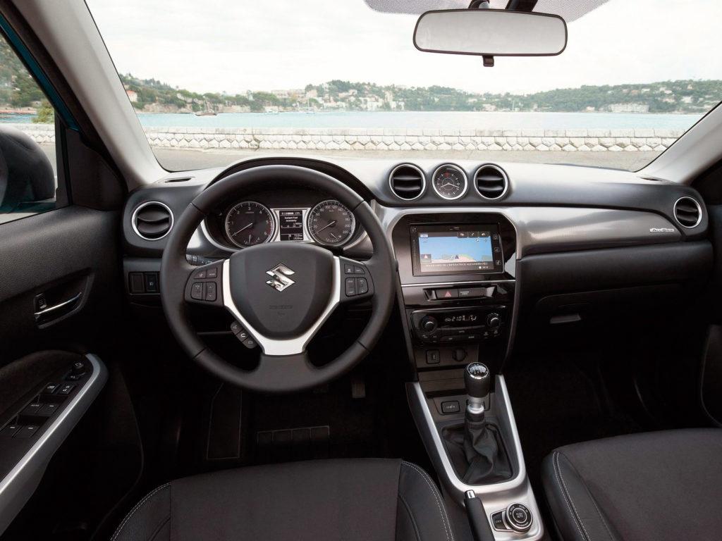 Suzuki Grand Vitara 2017 руль