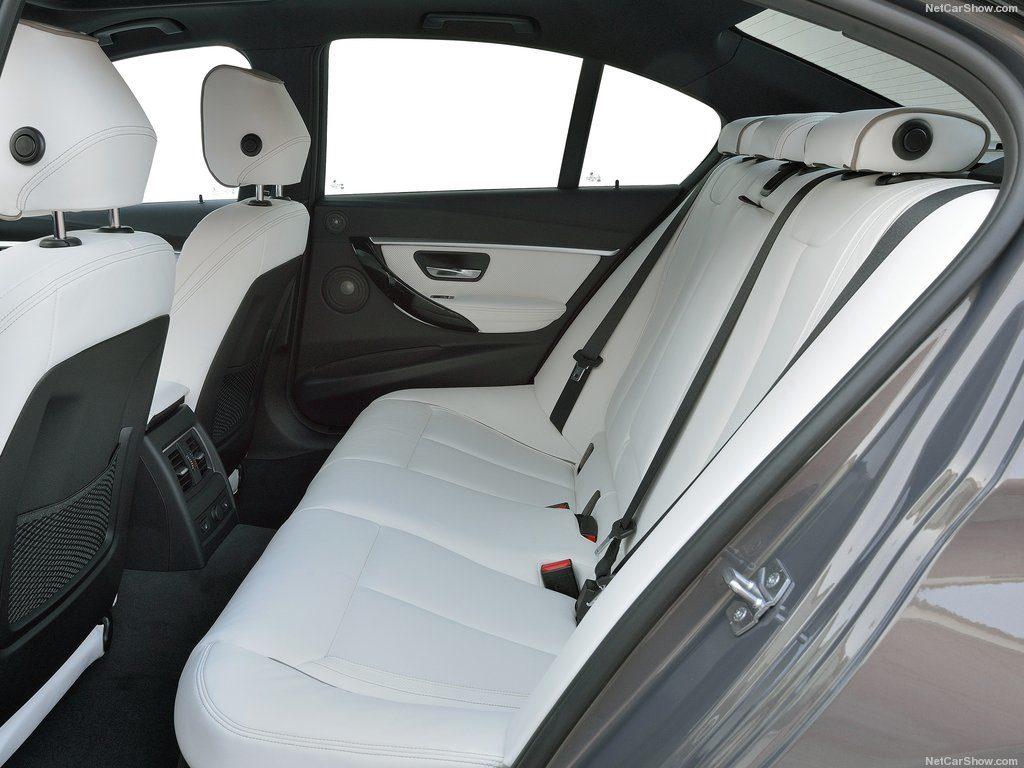 BMW 3 серии сидения