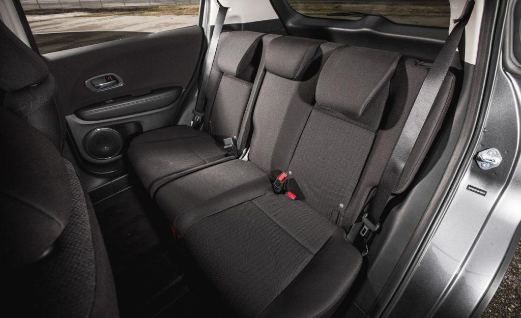 Honda HR V сиденья