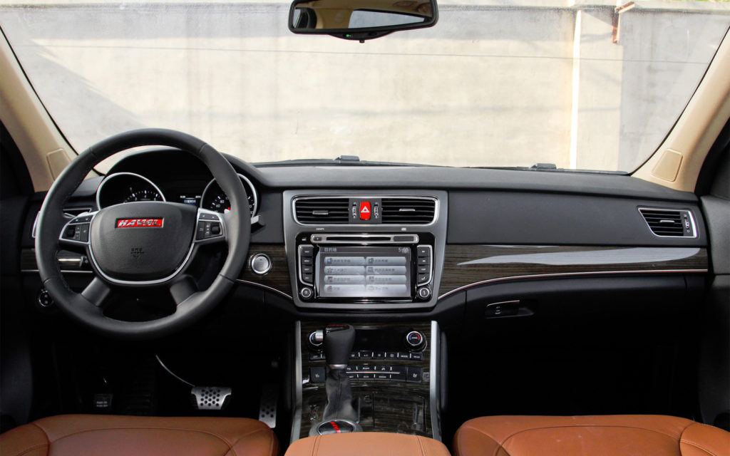 Great Wall Haval H8 руль