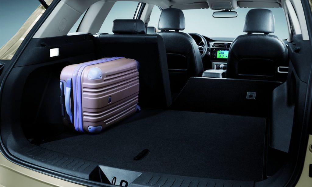 Zotye T600 багажник