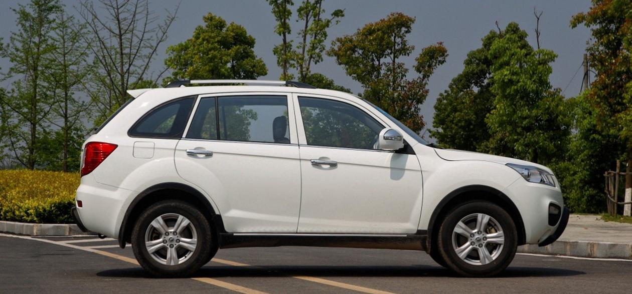 Лифан Х 60 в новом кузове фото, цена, характеристики нового Lifan X 60 NEW