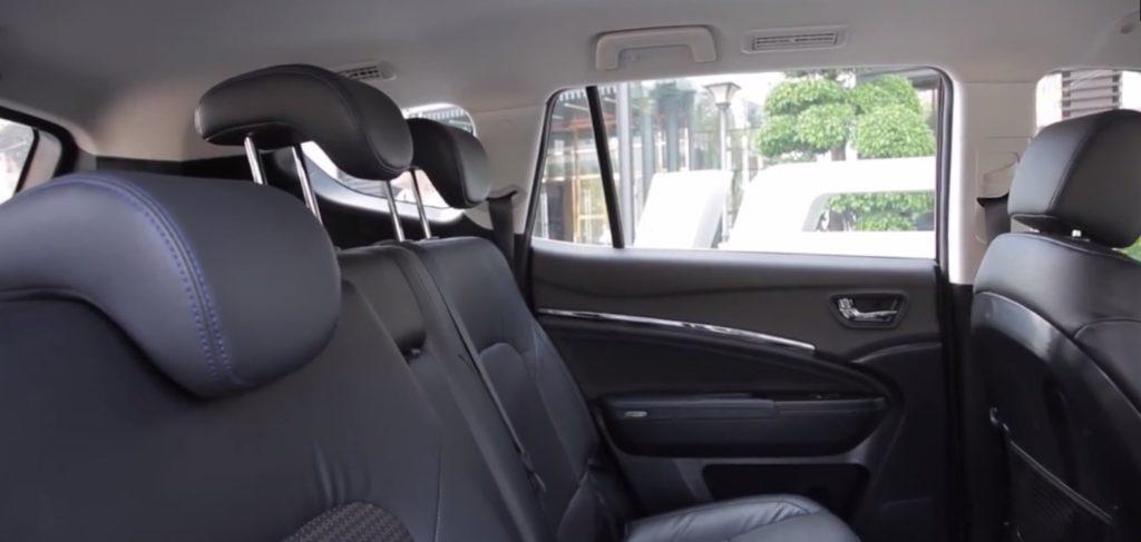 Lifan X80 сиденья