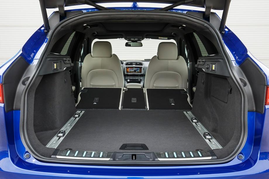 багажник ягуара