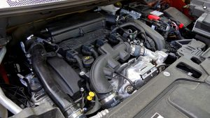 дизельный двигатель п