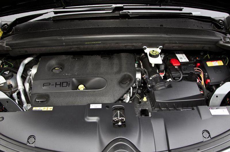 двигатель Citroen