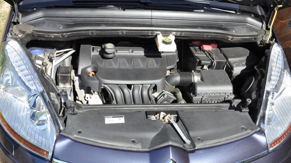 двигатель с4
