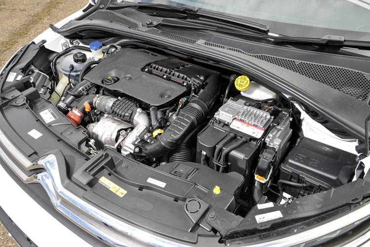 двигатель ситроен с3