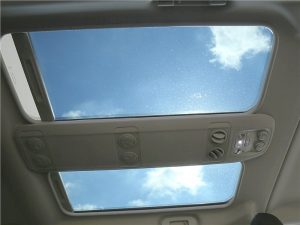 крыша Citroen Spacetourer