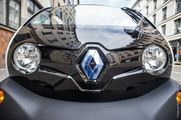 логотип Renault Twizy
