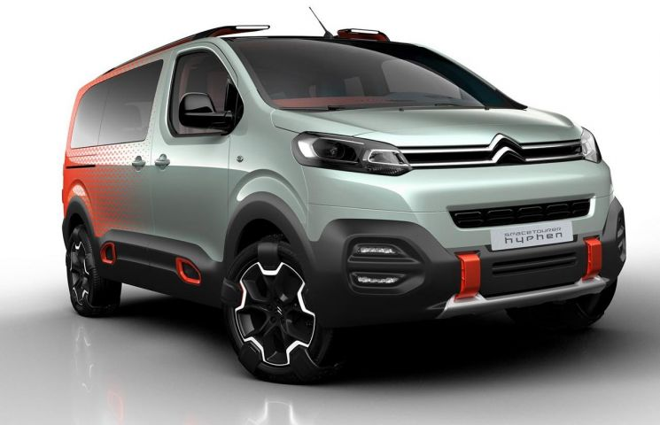 н Citroen Spacetourer