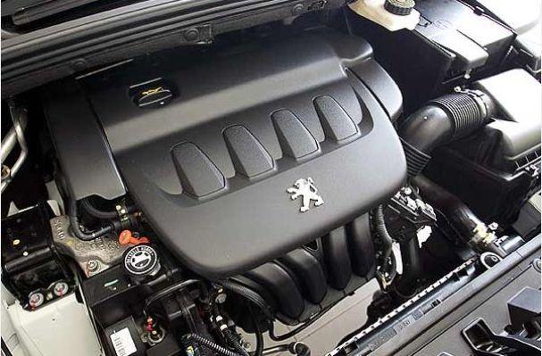 peugeot 408 двигатель