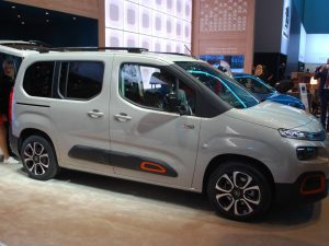 размер Citroen Spacetourer