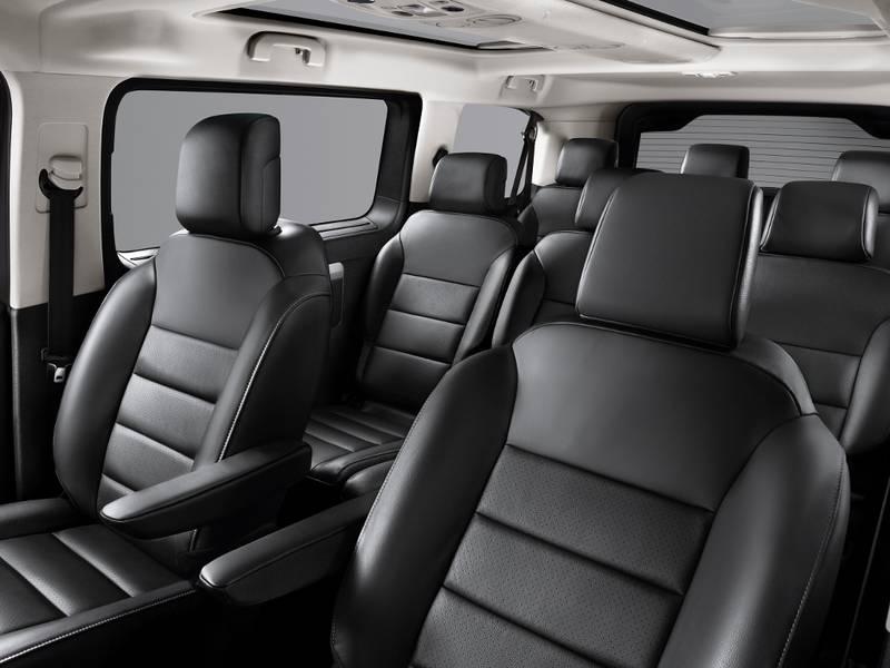 пассажирские сидения