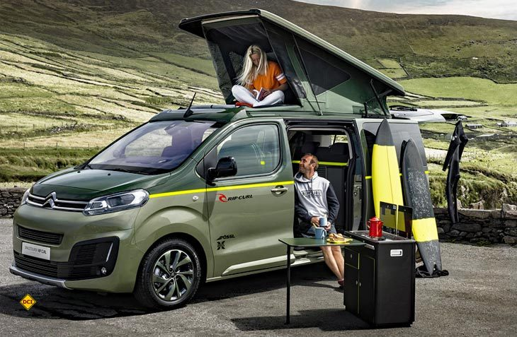 тюнинг Citroen Spacetourer