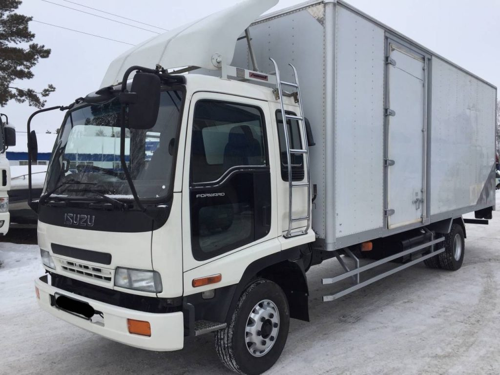Isuzu Forward 18 т.