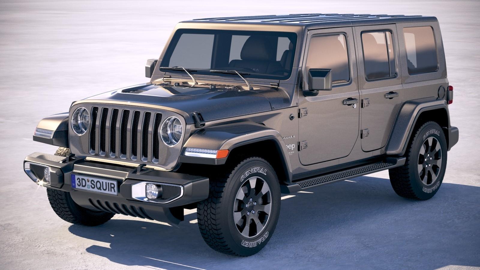 Jeep Wrangler iii Sahara