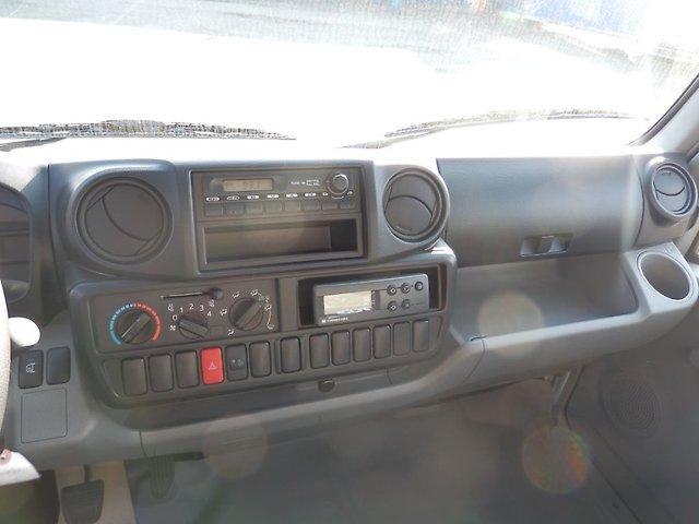 Передняя панель грузовика