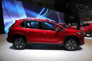 Peugeot 2008 пр