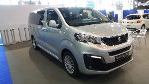 Peugeot Traveller,