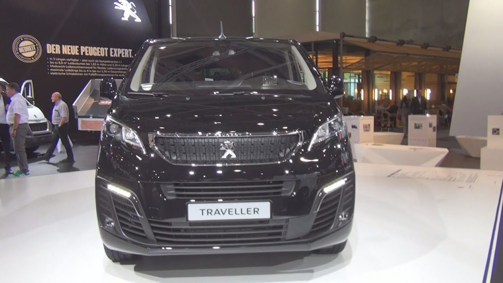 Peugeot Traveller Business vip