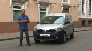 Renault Dokker Vanии