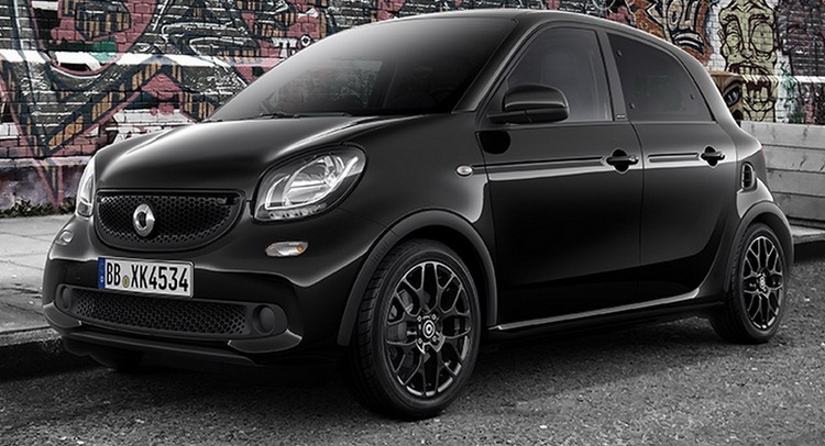 Urban Smart Forfour
