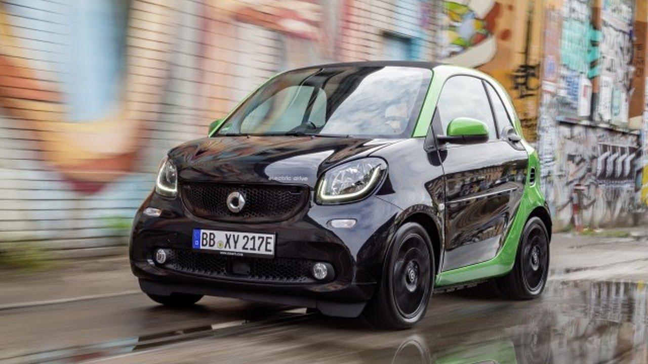 автомобиль Smart Fortwo