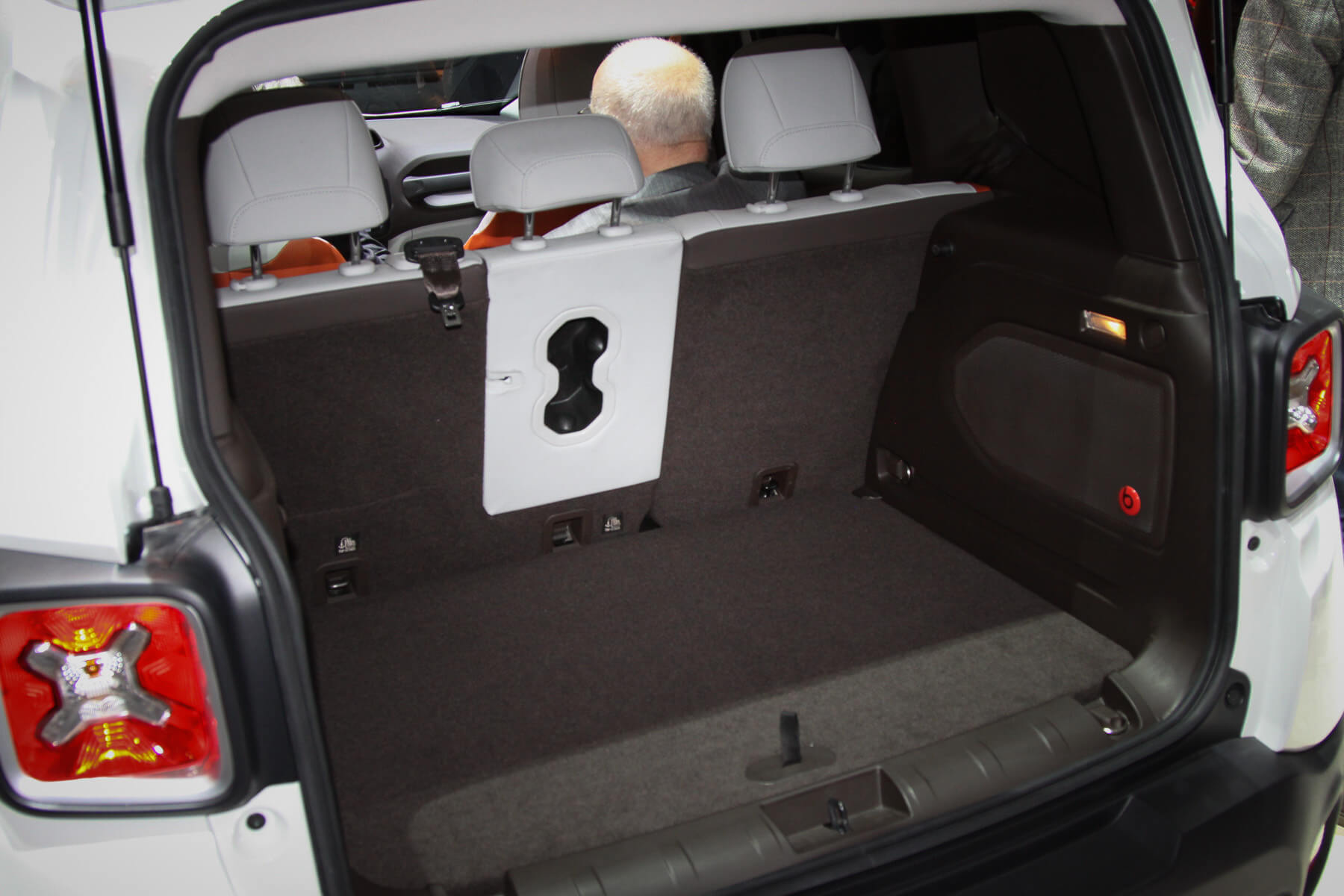багажник ренегад