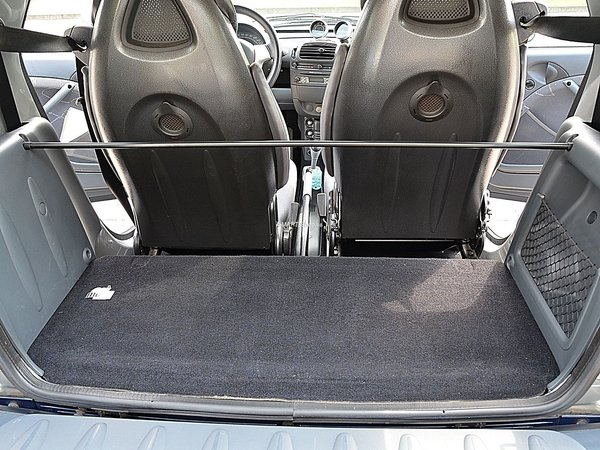 багажник smart