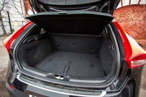 багажник volvo v40
