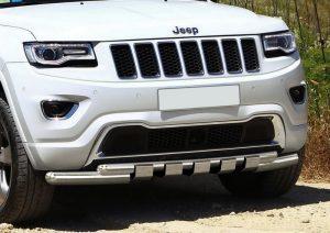 бампер Jeep Grand