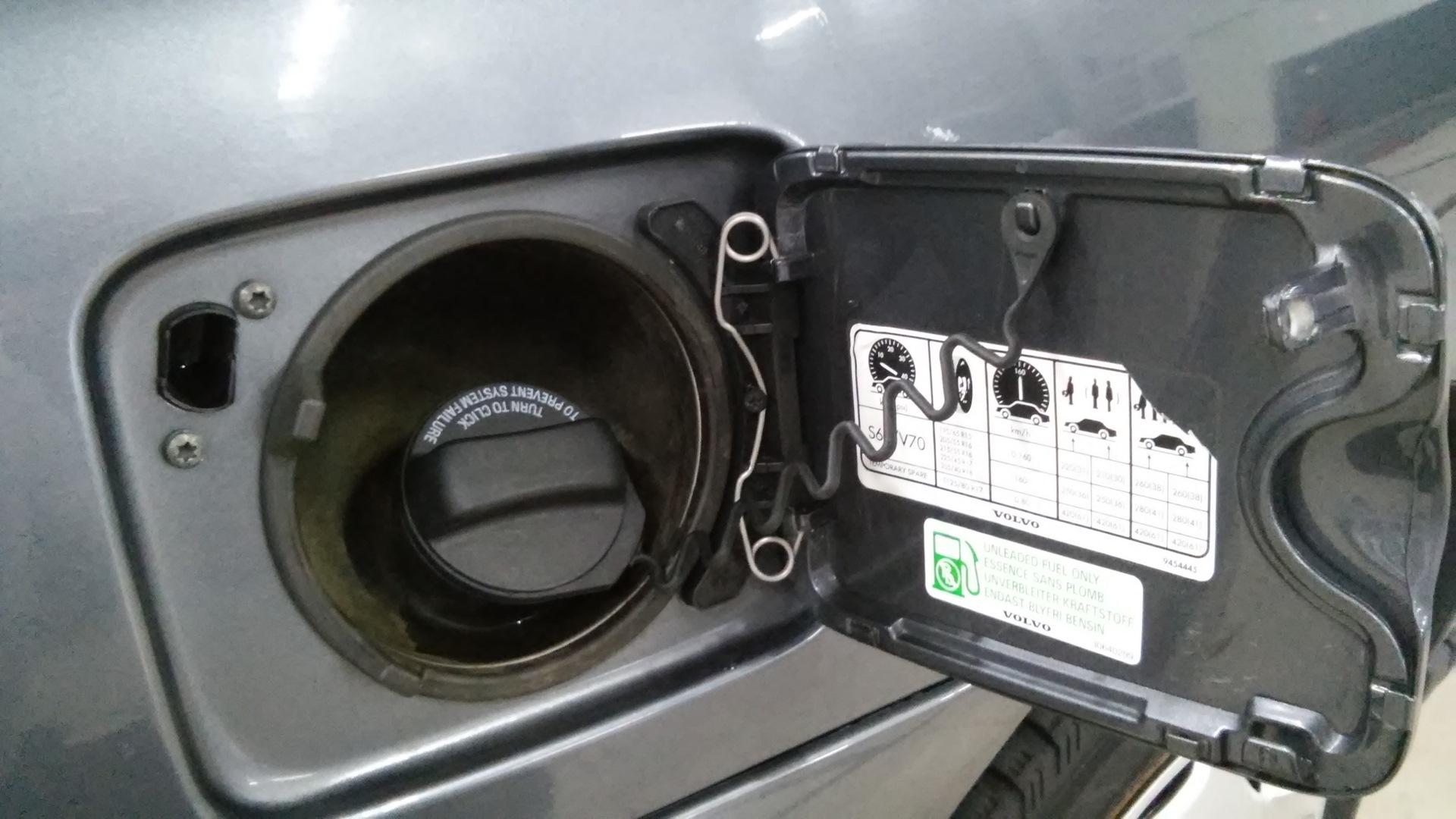 бензобак Volvo S60