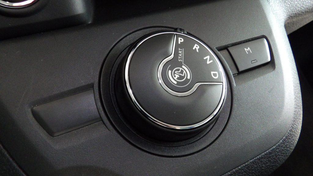 кнопка запуска мотора