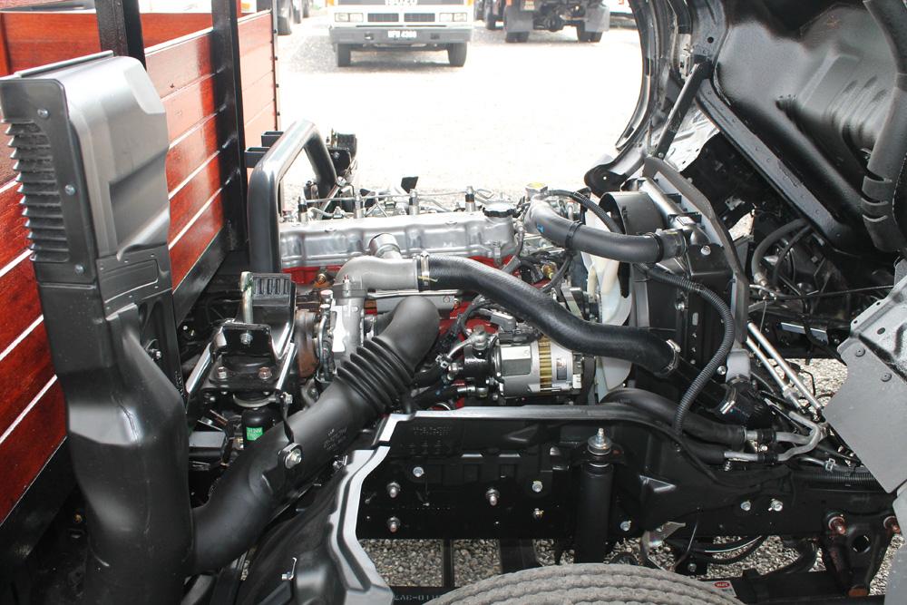 дизельный силовой агрегат