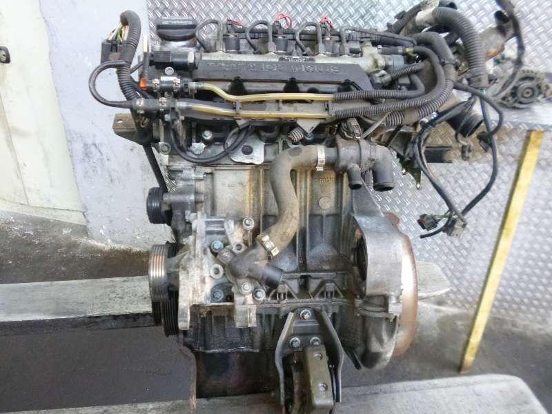 двигатель Smart Roadster