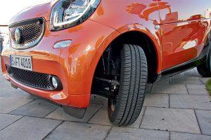 колёса smart